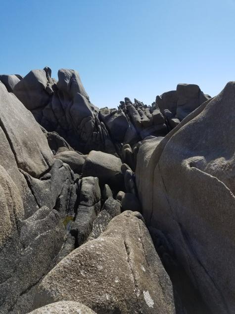 Rocks from scratch
