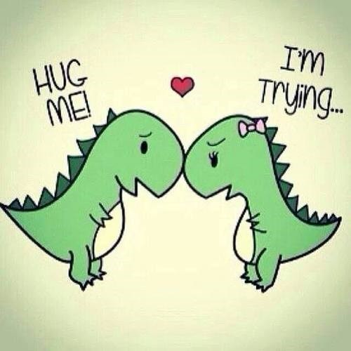 hug me im trying